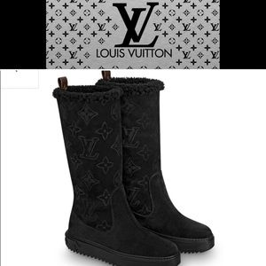 Louis Vuitton breezy boot 2020 PRICE  IS FIRM ‼️
